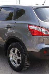 Nissan Qashqai I 2.0i*140PS*Acenta*OPŁACONY Bezwypadkowy*Navi*Serwis*VIP GWARANCJA24-2