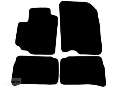 SUZUKI VITARA od 03.2015 r. do teraz najwyższej jakości dywaniki samochodowe z grubego weluru z gumą od spodu, dedykowane Suzuki Vitara-1