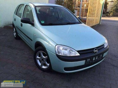 Opel Corsa C 5 Drzwi Klima OPŁACONY !!!-1