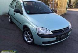 Opel Corsa C 5 Drzwi Klima OPŁACONY !!!