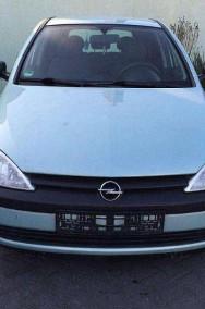 Opel Corsa C 5 Drzwi Klima OPŁACONY !!!-2