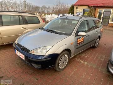 Ford Focus I Ford Focus KOMBI benzyna 1.6 mały przebieg