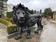 """Replika Lwa """"The South Bank Lion"""" 365cm rzeźba z brązu - Unikat."""
