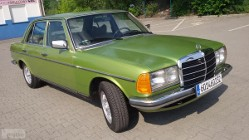 Mercedes-Benz W123 ZABYTEK - SUPER