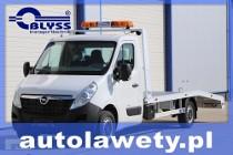 Opel Movano NAJAZD AUTOLAWETA POMOC DROGOWA HOMOLOGACJA