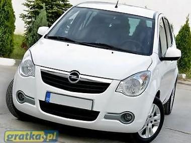 Opel Agila B ZGUBILES MALY DUZY BRIEF LUBich BRAK WYROBIMY NOWE-1