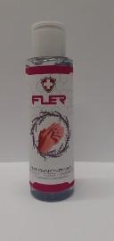 Żel antybakteryjny do rąk 100ml FLER