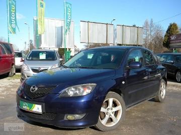 Mazda 3 I 1.6 benz,Klima,Skóra,Zarejestrowany,Gwarancja!!!