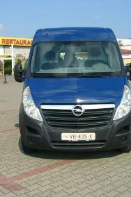 Opel Movano III L2H2 2,3 dci 125 KM Bdb stan Faktura vat-2