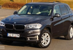 BMW X5 F15 25d 231 Panorama ACC Komforty Blis Hak Pamięci DVD