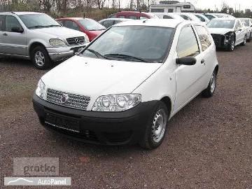 Fiat Punto III van