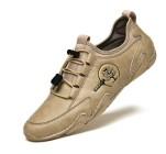 Męskie sportowe wygodne buty trampki  skórzane 28-28,5 cm