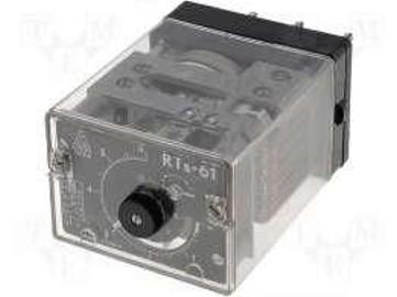 stycznik idx , przekaźnik RUS, elektromagnes ES, rozłącznik RIN