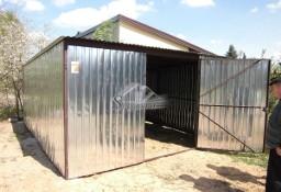 Garaż Blaszany 4X6 - I Gatunek