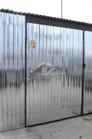Garaż Blaszany 4X6 - I Gatunek-2