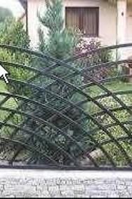 Przęsło ogrodzeniowe, nowoczesny design, panel ogrodzeniowy D-10-2