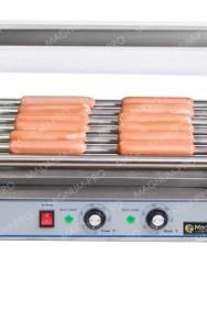 Zestaw do robienia hot dogów: średni, podgrzewacz, grill akcesoria-2