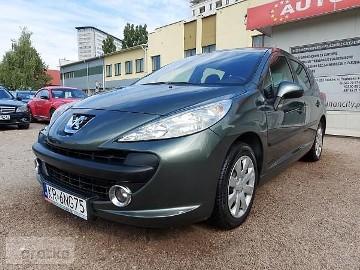 Peugeot 207 1.4 benz, gwarancja, ASO, panorama, ideał!