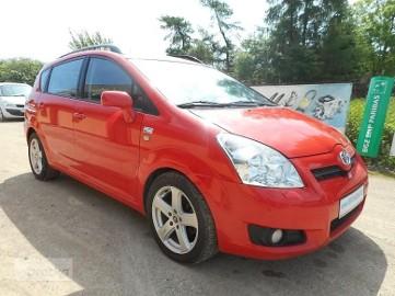 Toyota Corolla Verso III AUTO DOSTAWCZE - VAN