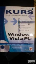 """""""Kurs Windows Vista PL"""" + płyta CD"""