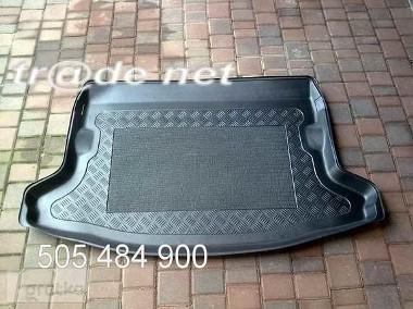 SUBARU IMPREZA IV GH od 05.2011 do 2016 r. mata bagażnika - idealnie dopasowana do kształtu bagażnika Subaru Impreza-1