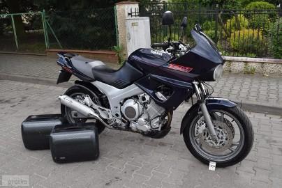 Yamaha TDM 850 oryginalny stan, stelaż kufry, doku