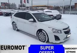 Chevrolet Cruze Kombi 1,6 DOHC 124 KM Klima Bluetooth Ciemne Szyby