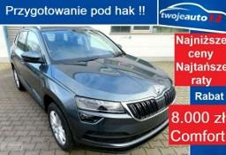 Skoda Karoq STYLE 1.5 TSI 150 KM DSG/Pakiet Comfort/od ręki!