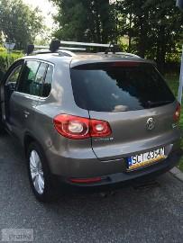 Volkswagen Tiguan I 2,0 TDI 4 MOTION , SPORT STYLE SERWIS VW , ALU