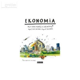 Sprzedam książkę Ekonomia. To, o czym dorośli Ci nie mówią Publicat