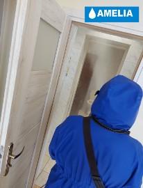 Dezynfekcja pomieszczeń, odkażanie, ozonowanie pomieszczeń z lampami UV-c zamgławianie pomieszczeń Mysłowice  CAŁA POLSKA Tel. 690-811-662