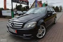 Mercedes-Benz Klasa C W204 C 220 CDI BlueEff. Avantgarde-170Km,Navi,Tempomat