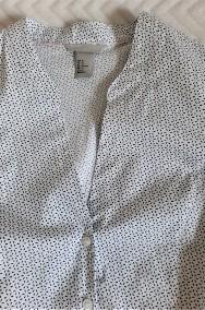Taliowana bluzka bez rękawów  42  H&M-2