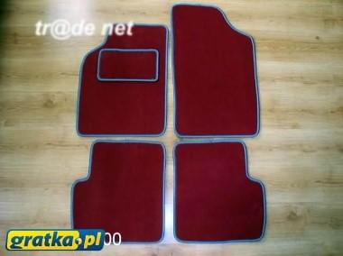 Citroen Xantia 1993-2001 najwyższej jakości dywaniki samochodowe z grubego weluru z gumą od spodu, dedykowane Citroen Xantia-1