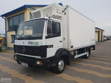Mercedes-Benz 814 Eco Power Exportamos a Par-1
