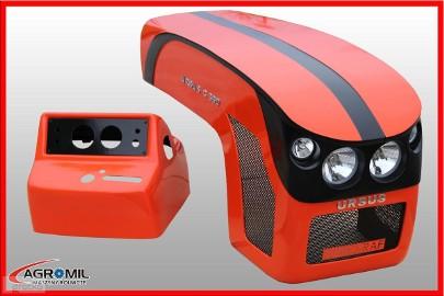 Maska URSUS C 360 C-360 tworzywo Nowość fabryczna HIT