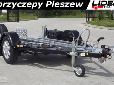ML-004 KXL275, 331x165cm, do przewozu motocykla, DMC 900kg-1