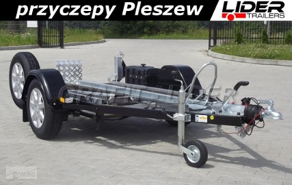 ML-004 KXL275, 331x165cm, do przewozu motocykla, DMC 900kg