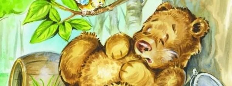 Sprzedam książkę Niedźwiedź łakomczuszek Robert Kuśta Henryka Kuśta-1