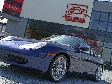 Porsche 911 996 I Właściciel !!! Komplet kluczy !!! Cabrio !!!-1