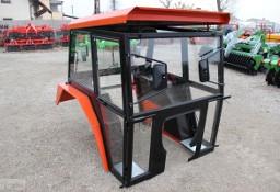 Kabina ciągnikowa do ciągnika C 330 C330 z błotnikami kabiny bez błotników Szymczak