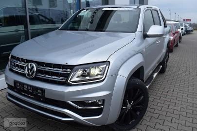 Volkswagen Amarok I Aventura 258 KM DMC Przyczepy 3500 KG