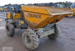 Wozidło przegubowe TEREX TA3S, obrotowe 3 tony