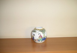 Wazonik,- chińska porcelana