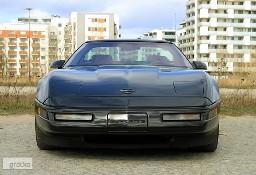 Chevrolet Corvette IV (C4) ZR1! Targa! Stan Kolekcjonerski! Bezwypadkowy! Serwisowany! Minimaln