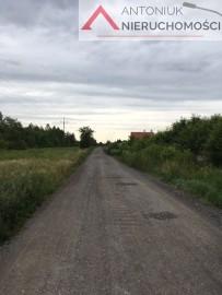 Działka budowlana Wieliszew, ul. Podgórna