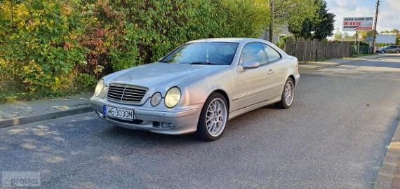 Mercedes-Benz Klasa CLK 2.0i Avantgarde / Skóra / Xenony / Zadbany