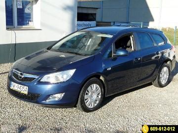 Opel Astra J WYNAJEM - WYNAJMĘ