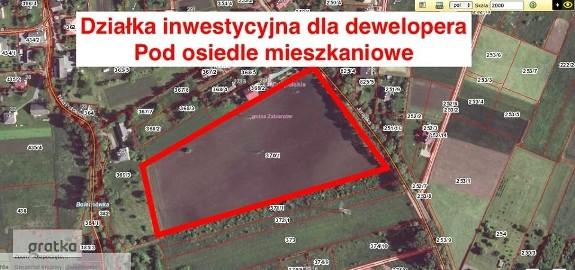 Działka budowlana Bolechowice, ul. Jurajska