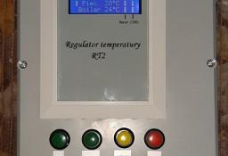 Sterownik do pieca, pompa CWU, 2 pompy CO, wentylator